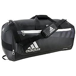 Adidas Team Issue Duffel Bag, Black, Large