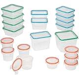 Snapware 40-Piece Total Solution Food Storage Set, Plastic