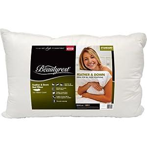 Beautyrest Feather & Down Pillow