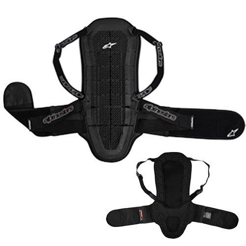 alpinestars/アルパインスターズ/BIONIC AIR BACK PROTECTOR/プロテクター サイズ:L カラー:BLACK [78570]