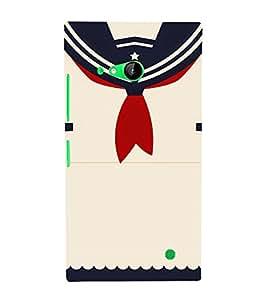 EPICCASE Popeye the sailorman Mobile Back Case Cover For Nokia Lumia 730 (Designer Case)