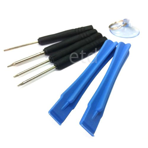 High Quality 7 In 1 Blackberry Torx T3 T4 T5 T6 Repair Opening Screwdriver Set