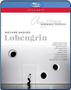 Wagner Lohengrin Bayreuth Festival 2011 Opus Arte Oabd7103d Blu-ray by Opus Arte