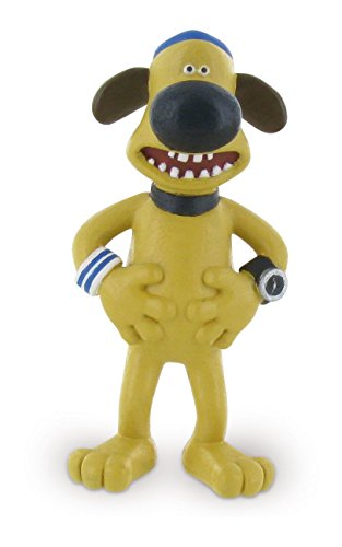 Shaun the Sheep Mini Figure Figura Bitzer 7 cm Comansi