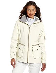 (快抢)土拨鼠Marmot 女款防水透气冲锋衣Slopeside Jacket  浅色 $133.16