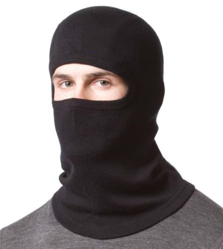 Balaclava FM1 Face Mask for Bike Riding (Black)