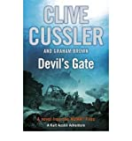 Clive Cussler Devil's Gate by Cussler, Clive ( Author ) ON Jan-05-2012, Hardback