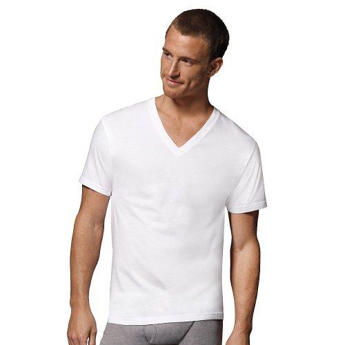 comfortsoft v neck undershirt 777