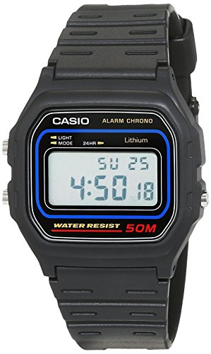 Casio Collection Montre Homme W59/1V