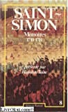 img - for MEMOIRES 1699 1702 book / textbook / text book