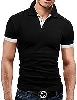Polo mERISH chemise pour homme basic t-shirt slim fit 23 (10 coloris