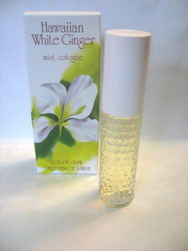 Perfumes of Hawaii - Hawaiian White Ginger Cologne