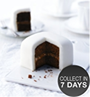 Soft Iced Chocolate Sponge Taster Pack