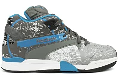 Reebok Court Victory Pump Basquiat Multi-Color 9