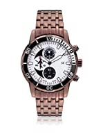 Chrono Diamond Reloj con movimiento cuarzo suizo Man 12000Ar Okeanos Rosado 44.0 mm