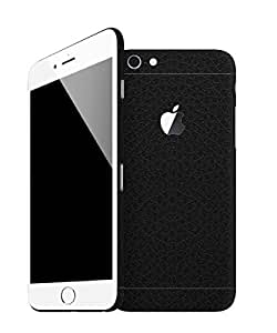 Sheerworth™ Leather Black Back Full Mobile Skin for Apple iPhone 6S Plus