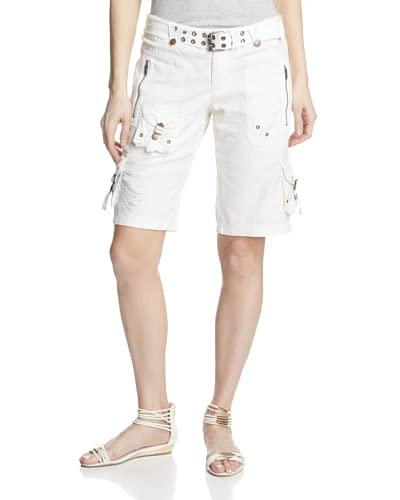 DA-NANG Women's Surplus Bermuda Cargo Shorts