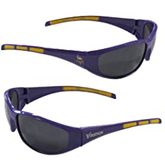 Brand New Minnesota Vikings Wrap Sunglasses by Things for You