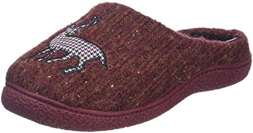 isotoner-men-novelty-mule-open-back-slippers-red-burgundy-l-43-44-eu