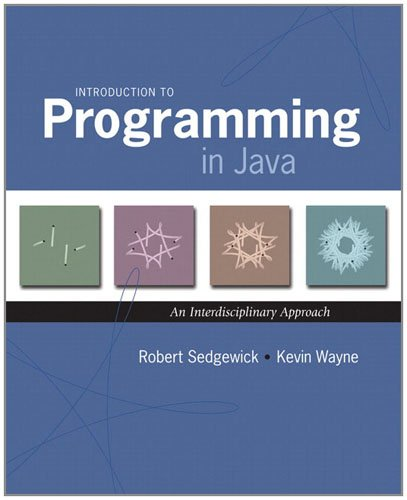 Introduction to Programming in Java: An Interdisciplinary...