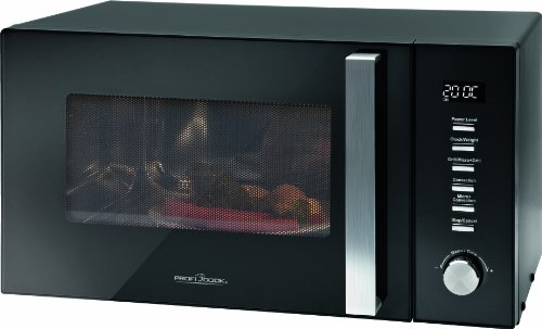 ProfiCook PC-MWG 1049 Stainless Steel Microwave with Grill and Convection Oven