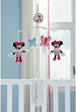 Disney Baby Minnie Mouse Musical Mobile