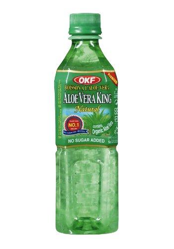 Aloe Vera King Juice, Original, 16.9-Ounce Bottles (Pack of 20)