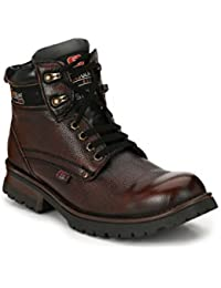 Shoe Day Men's Woodland Leather Boot