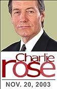 Charlie Rose: Noam Chomsky, November 20, 2003 | [Charlie Rose]