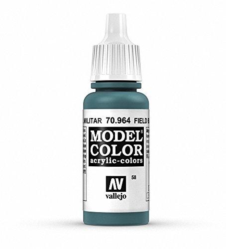 Vallejo Field Blue Paint, 17ml