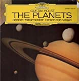 Herbert Von Karajan And Berlin Philharmonic HOLST THE PLANETS LP (VINYL ALBUM) GERMAN DEUTSCHE GRAMMOPHON 1981