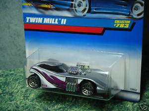 Hot Wheels Twin Mill II #783 (1998) - 1