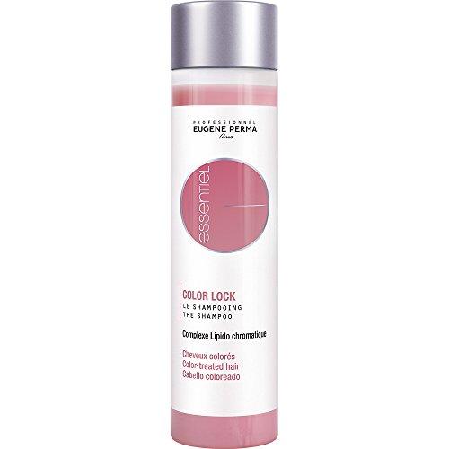 Shampoo Essenziale per capelli colorati 250ml tasto di blocco Colore