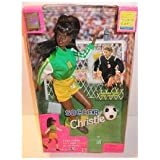 Soccer Christie Barbie 1998 Edition Women's World Cup FIFA