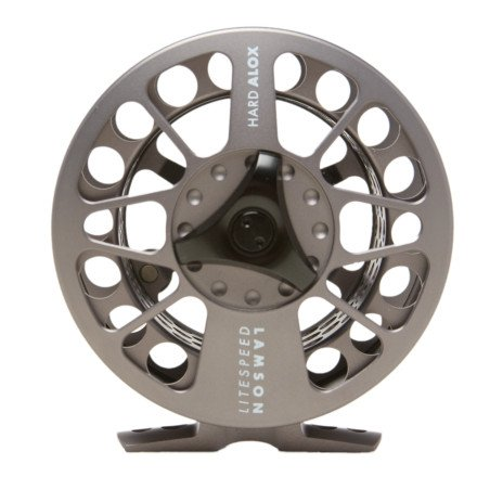 Lamson Litespeed Flyfishing Reel Hard Alox, 3
