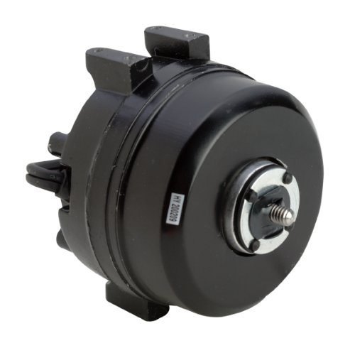 A.O. Smith Ub09Cwl2F 9 Watts, Cwle Rotation, 1/4 By 20 Thd Shaft, 3 Mounting Holes Two Feet Cast Iron Unit Bearing Motor