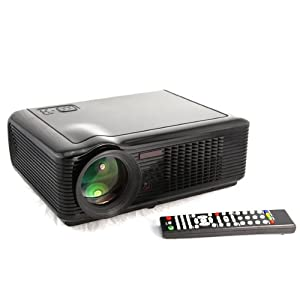 FULL HD 1080p LED 20000h 2000 lumens Proiettore Videoproiettore Contrast 800:1 HDMI TV VGA WII PS3 Max supportata Risoluzione: 800 x 600.720 p 1080i, 1080p Lampada LED dura 20.000 ore With CE CCC CERTIFICATE
