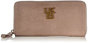 Liebeskind Berlin Noma Nabuck Wallet,Mouse Grey,One Size