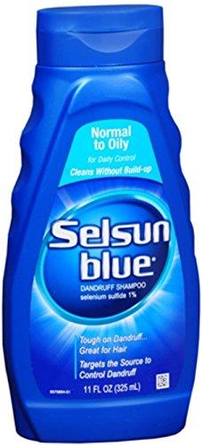 Selsun Blue Dandruff Shampoo, Normal to Oily 11 fl oz