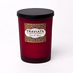 Aspen Bay 7 oz 30 HOUR Candle NEW Tumbler - Sale de Mare