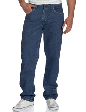Wrangler Men's Rugged Wear Relaxed Fit Jean   Amazon.com