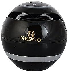 NESCO GS009 Bluetooth Portable Speaker (Black)