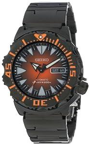 SEIKO SRP311K1 Orologio Automatico Uomo Diver 200m Orange Monster PVD