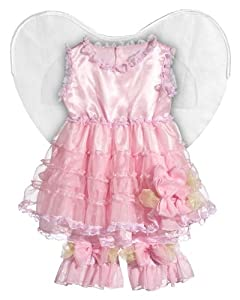Valerie Tabor Smith Pink Angel Costume - Toddler