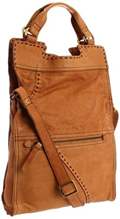 Lucky Brand Abbey Road HKRUD315 Cross Body,Dune,One Size
