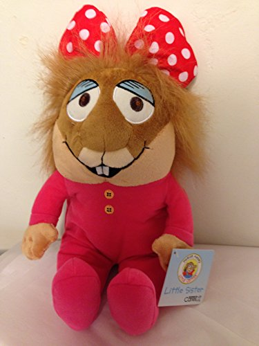 "Mercer Mayer ""Little Critter"" Sister 12"" Plush - 1"