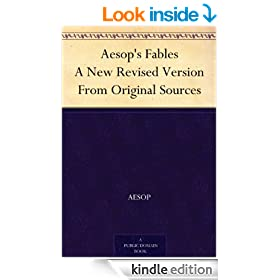 Aesop's Fables A New Revised Version From Original Sources