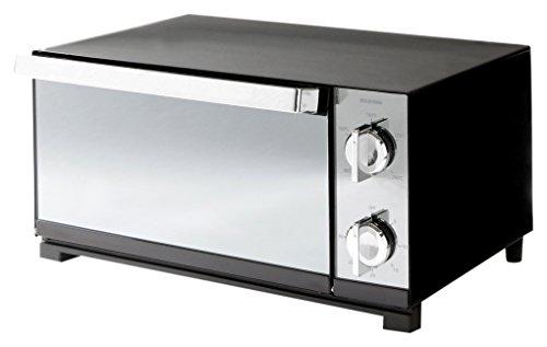 アイリスオーヤマ オーブントースター 温度調整機能付き POT-413-B