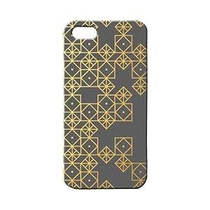 BLUEDIO Designer 3D Printed Back case cover for Apple Iphone 5 / 5S / SE - G0567