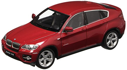 welly-2540-modellino-auto-bmw-x6-2009-rosso-metallic-scala-124